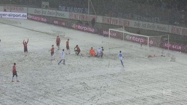 Highlights: Hannover-Hoffenheim 2-0