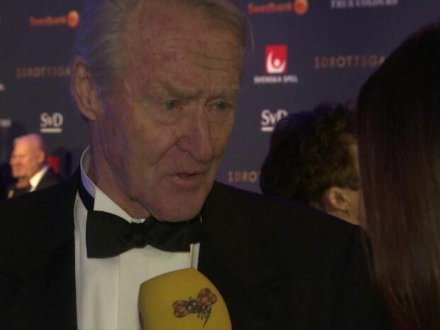Göran Zachrisson förd till sjukhus under Ryder Cup