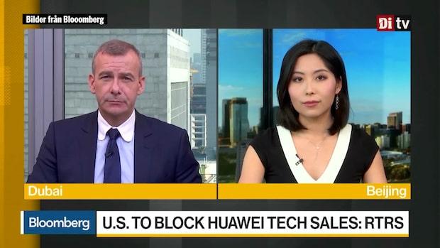 Världens Affärer: USA behåller Kina-tullar fram till presidentvalet