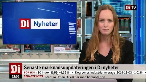 Di Nyheter: Clas Ohlson rapportrusar över 15 procent