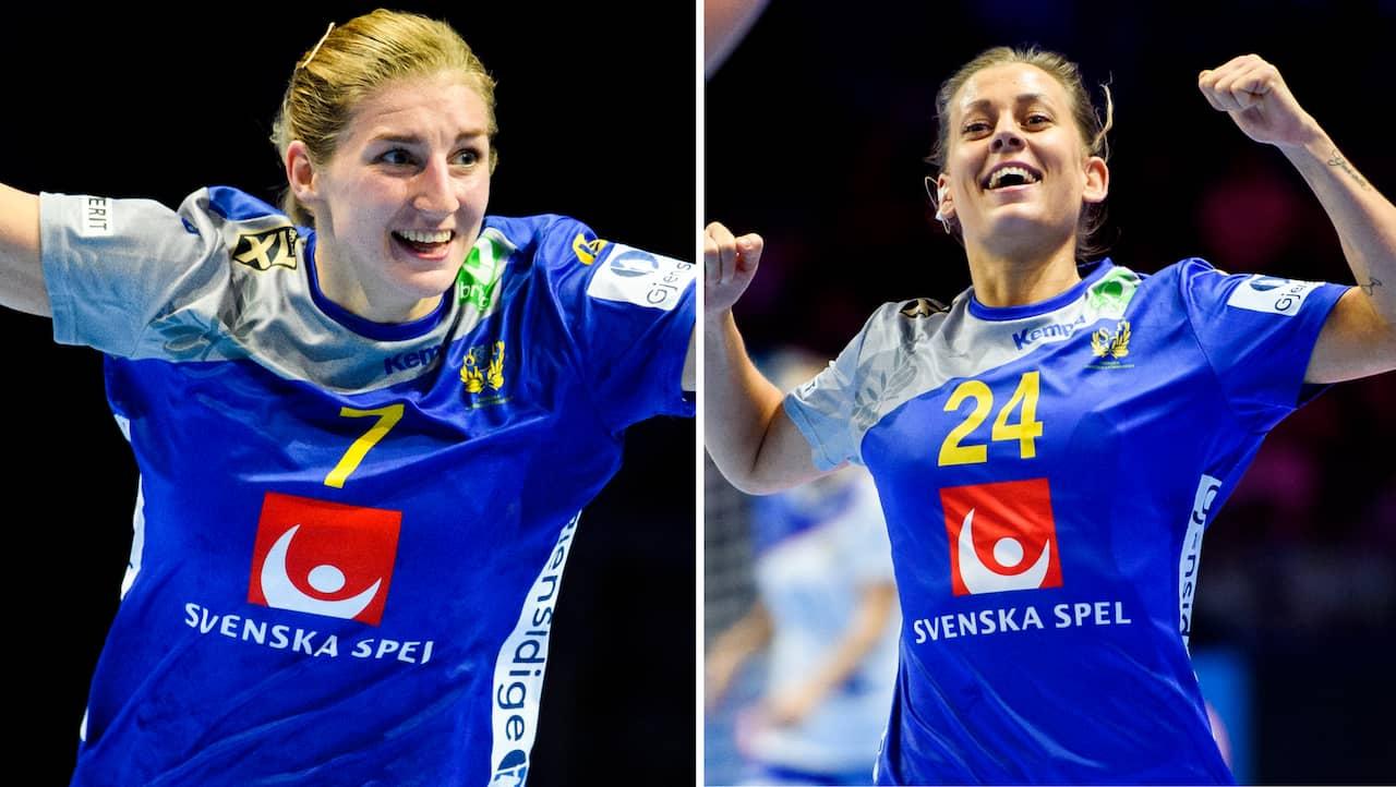Sverige krossade ryssland i finalen