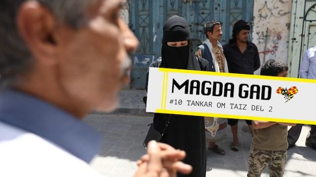 Magda Gad - Tankar om Taiz del 2