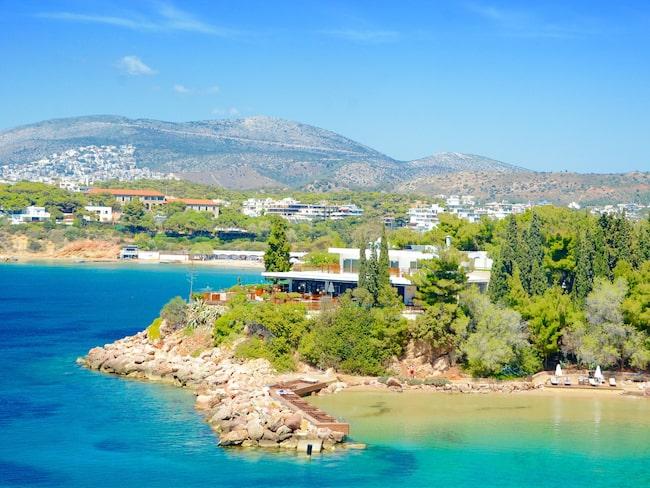 När du ändå är i Aten – missa inte att upptäcka Atens riviera.