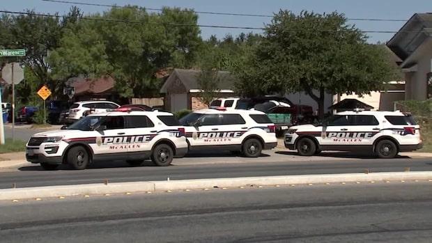 Två poliser skjutna till döds i Texas