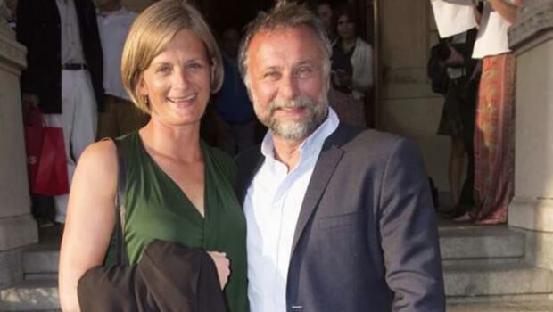 Michael Nyqvists änka startar stiftelse