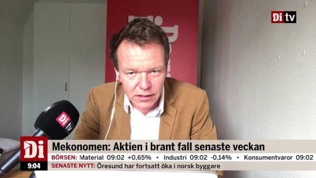 """Petersson: """"Mekonomens aktie är jätteintressant"""""""