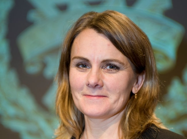 Lotta Jakobsson, adjungerad professor vid Chalmers, är säkerhetsspecialist hos Volvo.