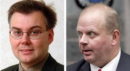 """""""Lyssna på argumenten"""", uppmanar Johan Beck-Friis, legitimerad veterinär i Sveriges veterinärförbund, i ett öppet brev till jordbruksminister Eskil Erlandsson."""