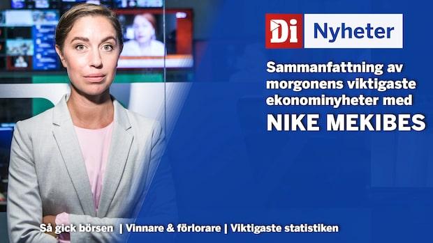 Di Nyheter: SAS aktie handelsstoppad på Oslobörsen