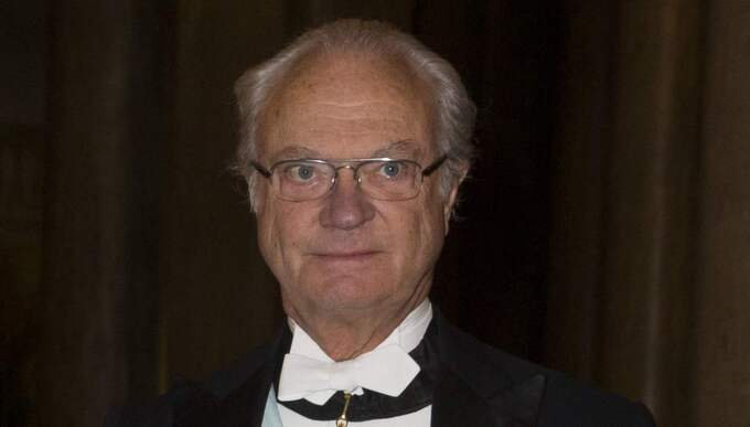 Kung Carl Gustaf. Foto: David Sica