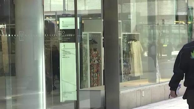 Butikschefen Pontus sågar kundernas fräcka beteende