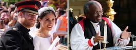 Prinsbröllopets stjärna trodde inbjudan var aprilskämt