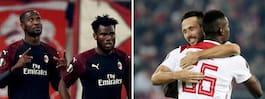 Milans fiasko: Åker ur EL i gruppspelet