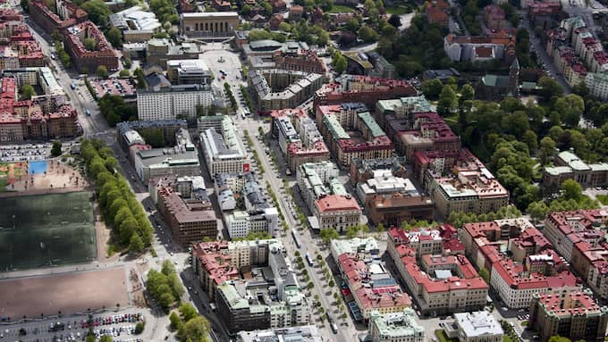 Drygt en miljon kronor för 22 kvadratmeter. Så mycket får spekulanter betala när det gäller bostadsrätter i Göteborg. Foto: ROBIN ARON