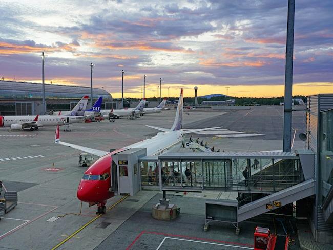 Kvinnan lät varorna postas från Dubai men den norska tullen fattade misstankar när försändelsen nådde Gardermoen i april.