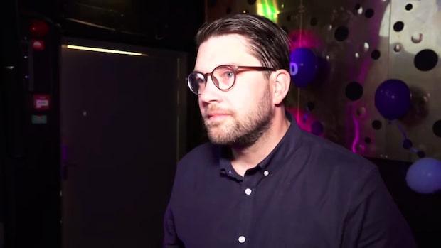 "Jimmie Åkesson: ""Kommer få ett större inflytande i Bryssel"""