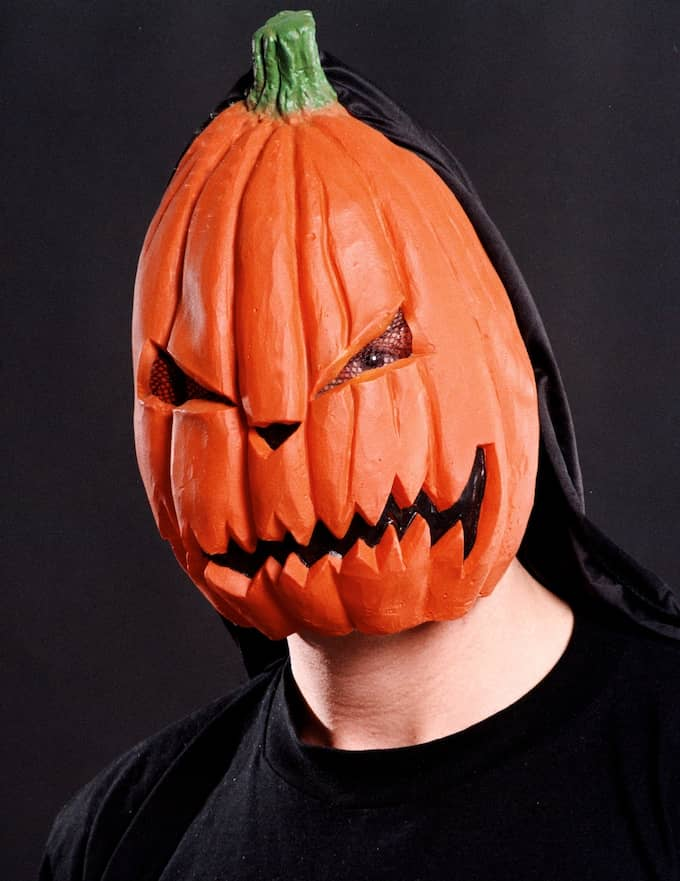 Halloween är en helt annan dag – 31 oktober. Foto: CHRISTER WAHLGREN