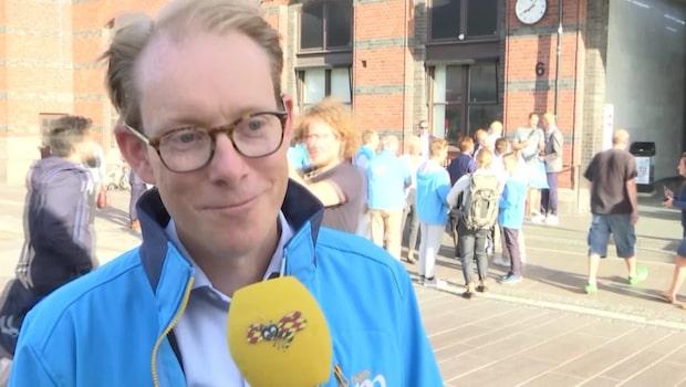 """Billström (M) om Kvällpostens granskning: """"En utmärkt idé"""""""