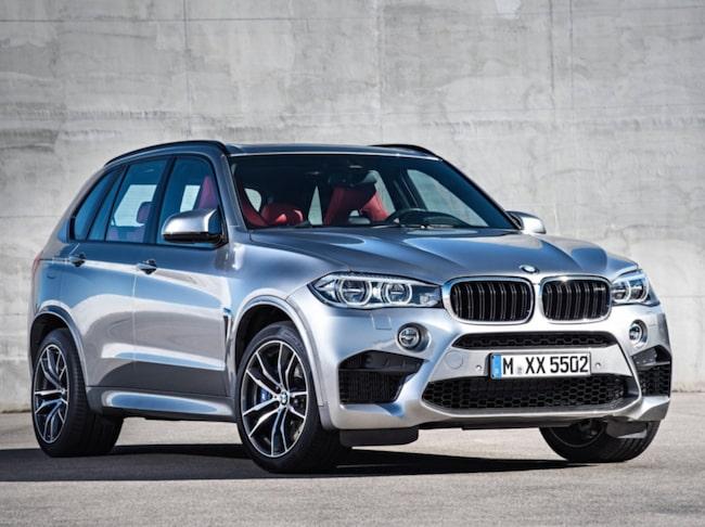 BMW-ägare är mest utsatta.
