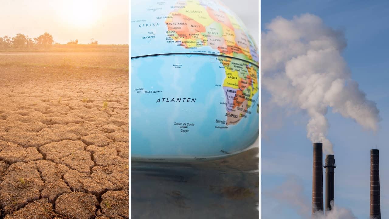 Svenskarna skeptiska till klimatförändringar