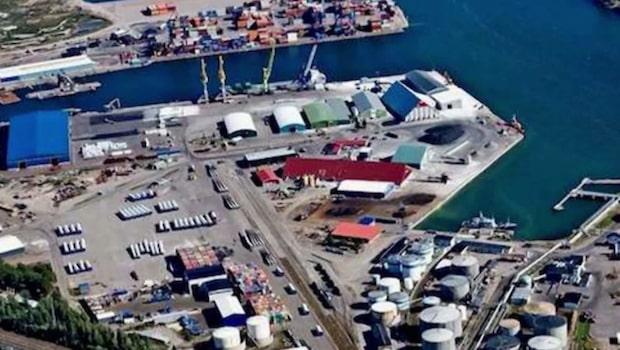 """Mystisk aktivitet i Gävle hamn: """"Onaturliga rörelser"""""""