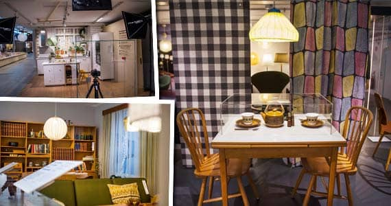 ikea museet i lmhult ska snart invigas. Black Bedroom Furniture Sets. Home Design Ideas