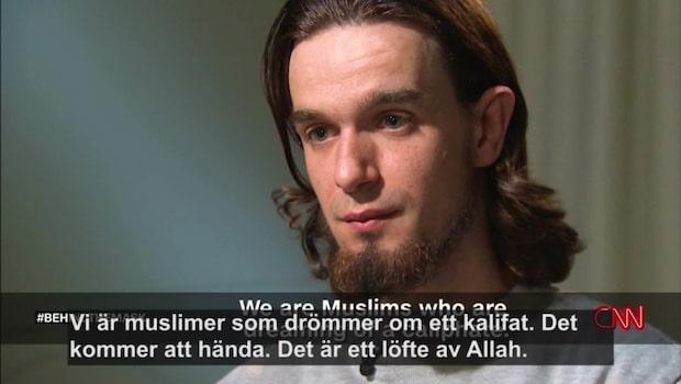 IS bakom masken - se dokumentären i Expressen TV