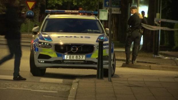 Tre män anhållna efter dödsskjutning i Malmö