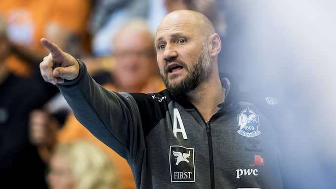 Ola Lindgren slutförhandlar med IFK Kristianstad om en förlängning. Foto: PETTER ARVIDSON
