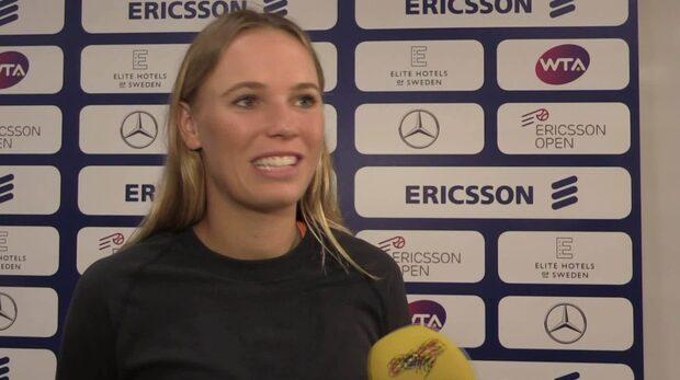 """Wozniacki: """"Jag älskar Båstad"""""""