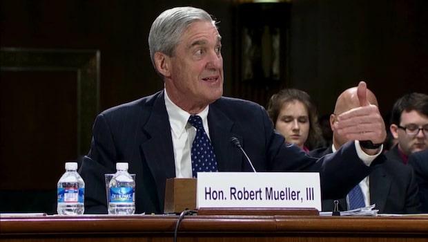 Kommer Donald Trump att avskeda Robert Mueller?
