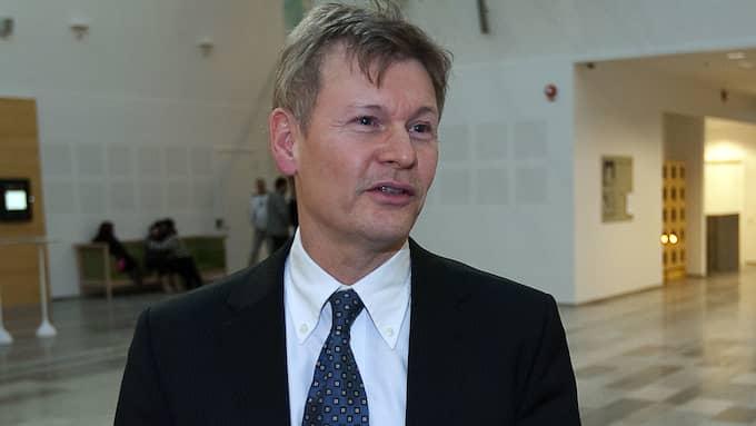 Sven Å Christianson. Foto: ROGER VIKSTRÖM