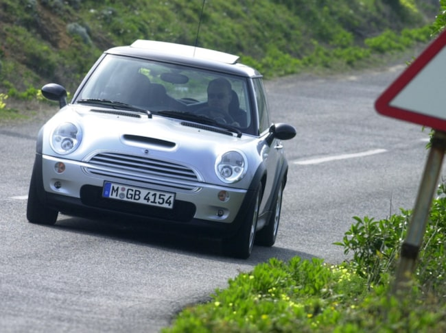 Mini Cooper S – vansinnigt rolig!