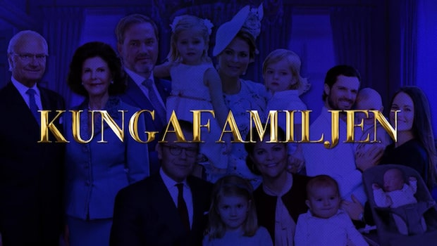 Se hela avsnittet av Kungafamlijen i Expressen TV