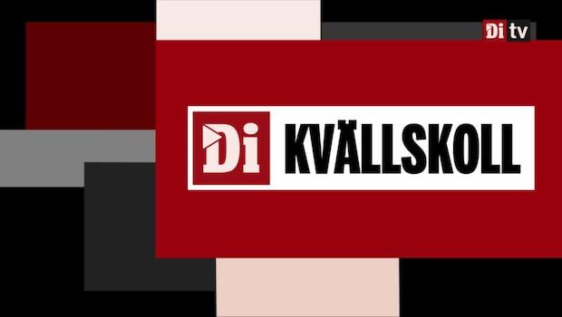 Kvällskoll 18 oktober med Alexander Klaar