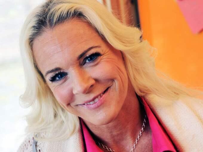 Malena Ernman gjorde nyårssuccé på Skansen. Foto: Cornelia Nordström
