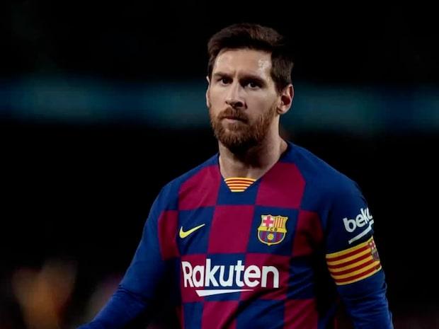 Lionel Messi: från 1987 till 2020