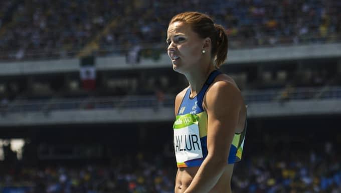 Kallur lyckades bland annat ta sig till OS i Rio förra året Foto: Joel Marklund / BILDBYRÅN