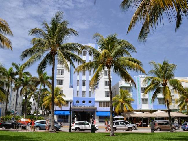 Miami Beach har vuxit till att bli ett populärt turistresmål.