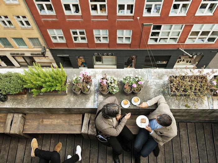 8f77a4a8c4c Ta en kaffe på taket av hygge-inredningens högborg – Illums Bolighus på  Strøget.