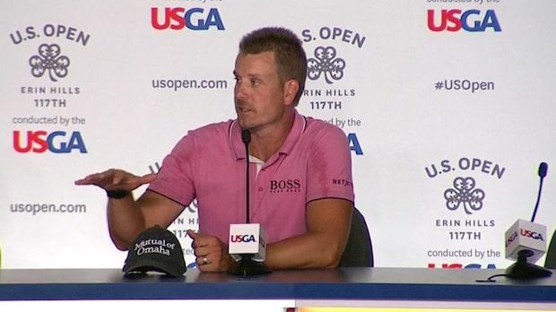 """Stenson: """"Banorna i US Open är alltid på gränsen"""""""