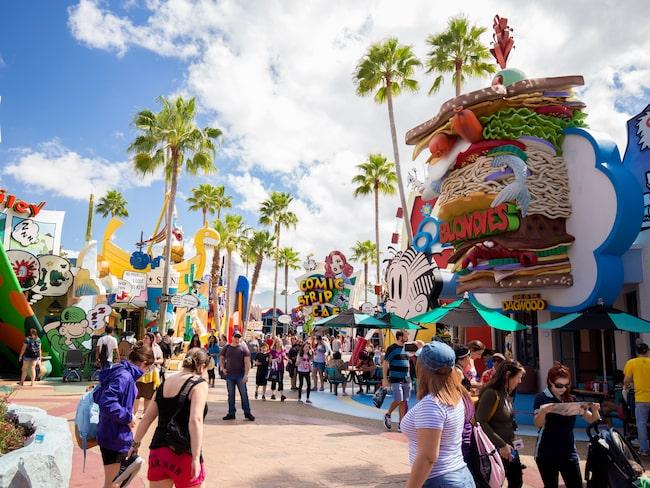 Rykten har länge cirkulerat om Disney World-anläggningarna i USA.