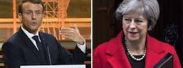 Stort säkerhetspådrag kring EU:s politikerelit