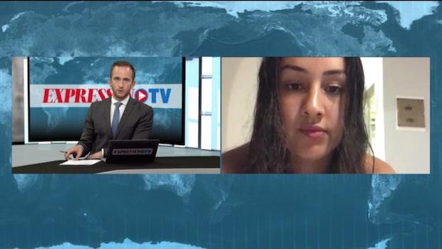 """Sofia är fast i Grekland - """"Vill bara komma hem"""""""