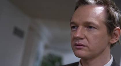 En förundersökning har inletts mot Julian Assange han misstänks för ofredande. Foto: Bertil Ericson/Scanpix