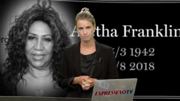 Aretha Franklin har dött - så var hennes liv