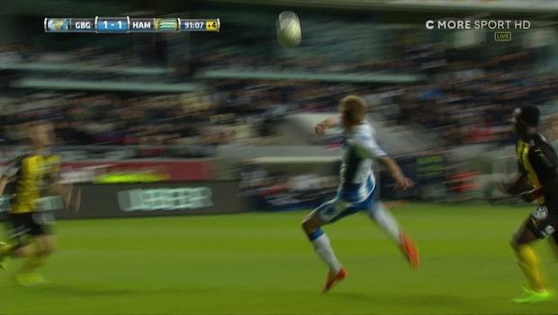 Highlights: IFK Göteborg-Hammarby IF 1-1