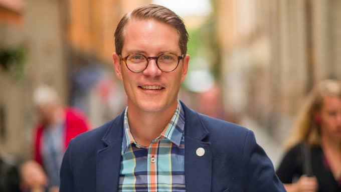 Lars Hjälmered (M), näringspolitisk talesperson. Foto: MODERATERNA