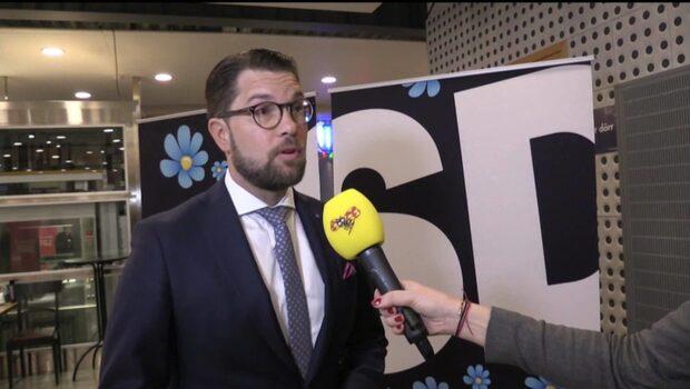 """Jimmie Åkesson (SD): """"Vi kommer prata om krisen inom sjukvården"""""""