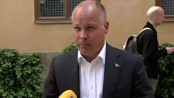 """Morgan Johansson kritisk mot influencerfesten: """"Inte följt rekommendationerna"""""""